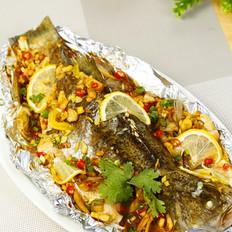 泰式柠香烤鱼的做法