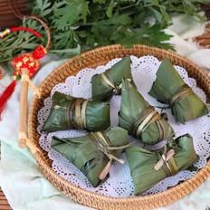 咸蛋黄肉粽&传统红枣粽