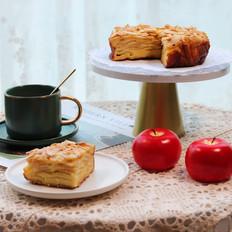 网红苹果千层蛋糕