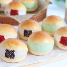 夏日专宠冰奶油面包,清清爽爽凉快吃!的做法