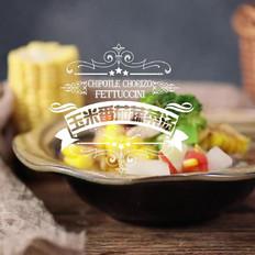 玉米番茄蔬菜汤的做法