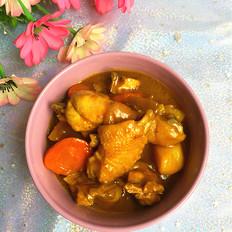 咖喱焖鸡块