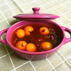 桂圆桃胶养颜汤