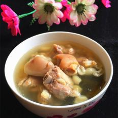 羊肉排骨汤