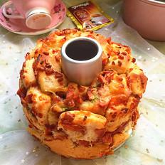 马苏里拉芝士面包