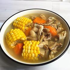 玉米猪肚鸡汤