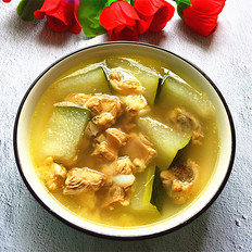 冬瓜薏米排骨汤