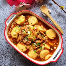 日本豆腐烩磷虾