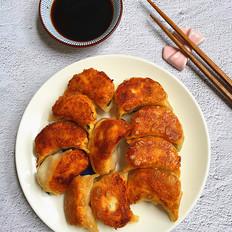 洋葱猪肉煎饺