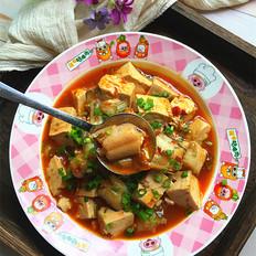 豆腐烩龙头鱼