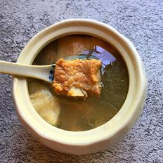 香菇莲藕排骨汤