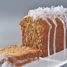 三重椰丝磅蛋糕