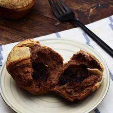 巧克力杯子面包