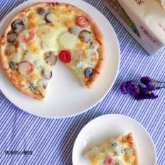 果缤纷披萨