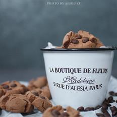 巧克力豆玛格丽特饼干