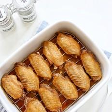 清蒸盐焗鸡翅