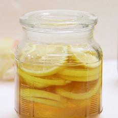 蜂蜜浸柠檬