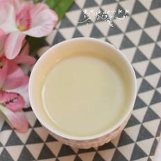 莲子百合豆浆