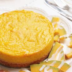 奶香南瓜蛋糕