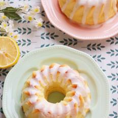 芒果戚风蛋糕