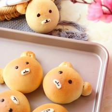 轻松熊小面包