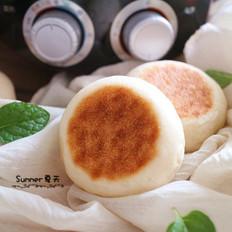香菇牛肉发面饼
