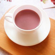 蔓越莓红豆豆浆