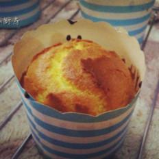 纸杯蛋糕的做法