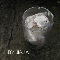 简单三步——蓝莓冰淇淋