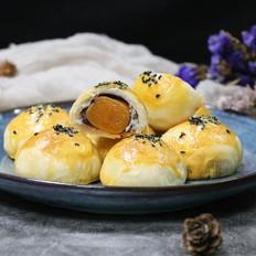 台式蛋黄酥