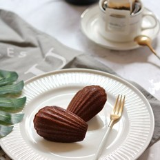巧克力玛德琳的做法