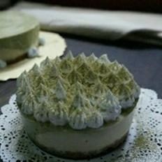 抹茶大理石芝士蛋糕