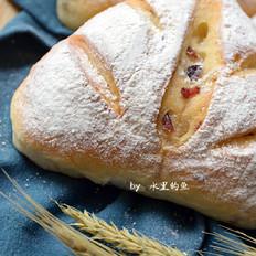 蔓越莓奶酪包