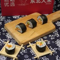 鱼肉松寿司的做法