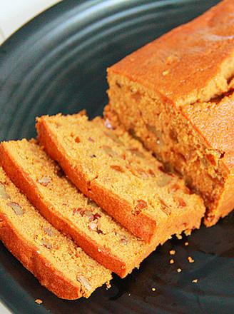 孕妇甜品——红糖核桃磅蛋糕的做法
