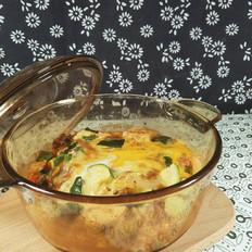 芝士泡菜锅