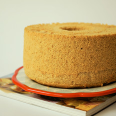 奶茶戚风蛋糕
