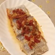 剁椒蒸带鱼