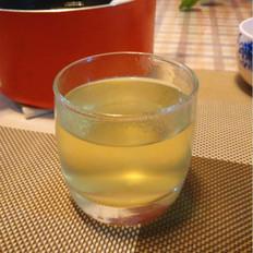 甘蔗马蹄汁