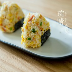 粽子炒饭团
