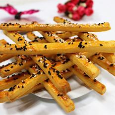芝麻红薯脆条