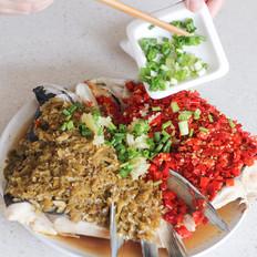 家常菜-双椒鱼头