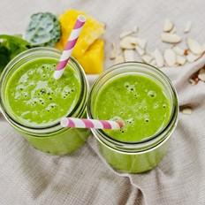 饮品-绿色果露