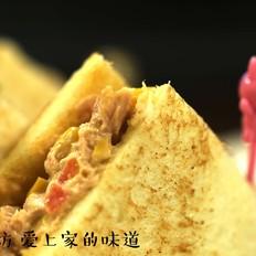 金枪鱼三明治的做法
