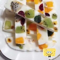 水果酸奶条