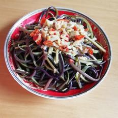 凉拌蕨菜的做法大全