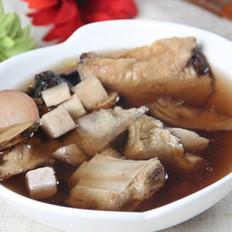八珍排骨汤