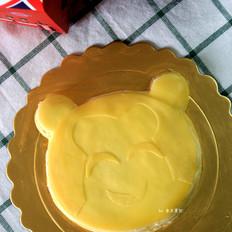 金猴贺岁之猴市千层芝士蛋糕