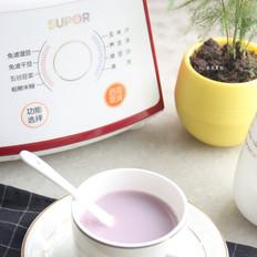 淮山紫薯牛奶