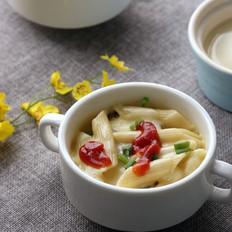 黑椒土豆芝士焗意粉